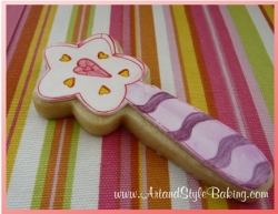 AUDREY Princess Party Favor WAND