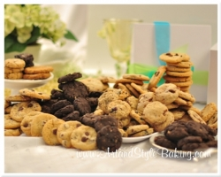BITE-SIZE Cookie Gift Boxes: 6 Dozen, 3 Flavor