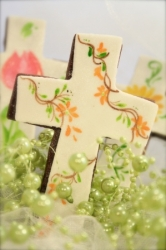 CROSS - CLEMENT Easter Cross Cookie Favor