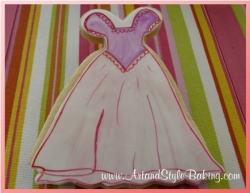 ELIZABETH Princess Party Favor GOWN