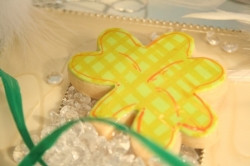 GRAHAM St Patricks Day Shamrock Cookie Favor