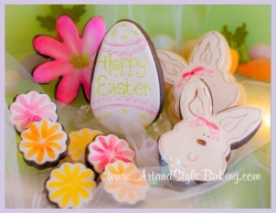 LOTTIE Easter Cookie Gift Box