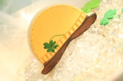 MURPHY St Patricks Day Derby Hat Cookie Favor