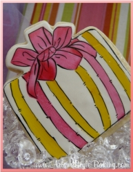 PRUDENCE Birthday Girl Present Cookie Favor