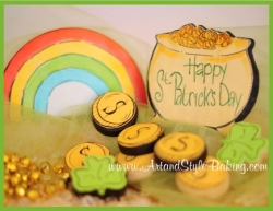 POT O GOLD Cookie Gift Box