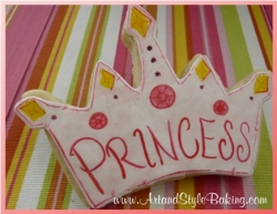 TIANA Princess Party Favor TIARA