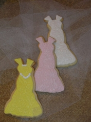 GOWN SLENDER ASHLEY Dress Cookie Favor