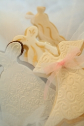 DRESS BELLE Flower Girl Dress Cookie Favor