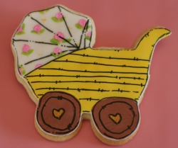 BUGGY CINDY Buggy Cookie Favor