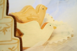 DOVE DANA Dove Cookie Favor