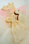 GOWN LARGE DEBBIE Wedding Gown Cookie Favor
