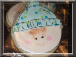 BEANIE ETHAN Beanie Cookie Favor