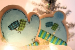 IDA 2 Sets Christmas Cookie Gift Boxes