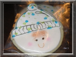 BEANIE LOGAN Beanie Cookie Favor