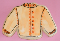 SAMANTHA Sweater Cookie Favor