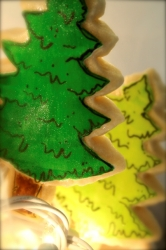 Tree Cookie Favor YULE